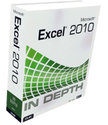 """Microsoft Excel 2010 InDepth"" by Bill Jelen"